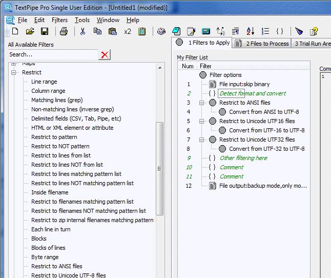 Convert To and From UTF-8, Unicode UTF16, UTF16 and more!